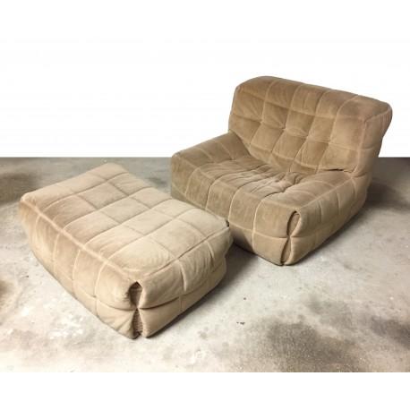 Chauffeuse ou fauteuil modèle \