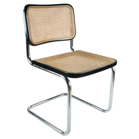 chaise s mod le b32 de marcel breuer brockeur. Black Bedroom Furniture Sets. Home Design Ideas