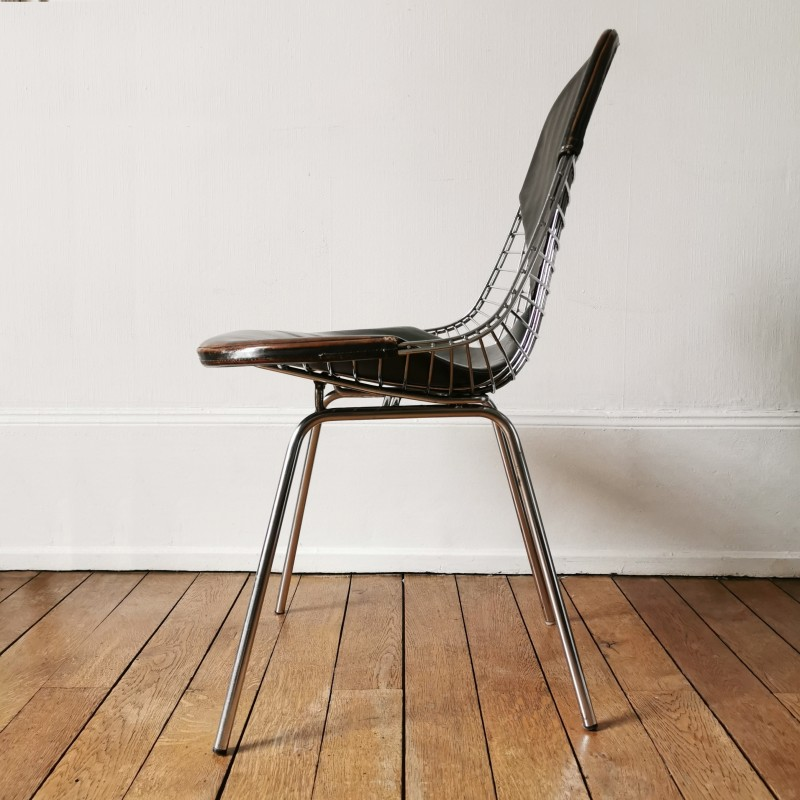 """Chaise """"DKX-2"""" de Charles & Ray EAMES pour Herman Miller ..."""