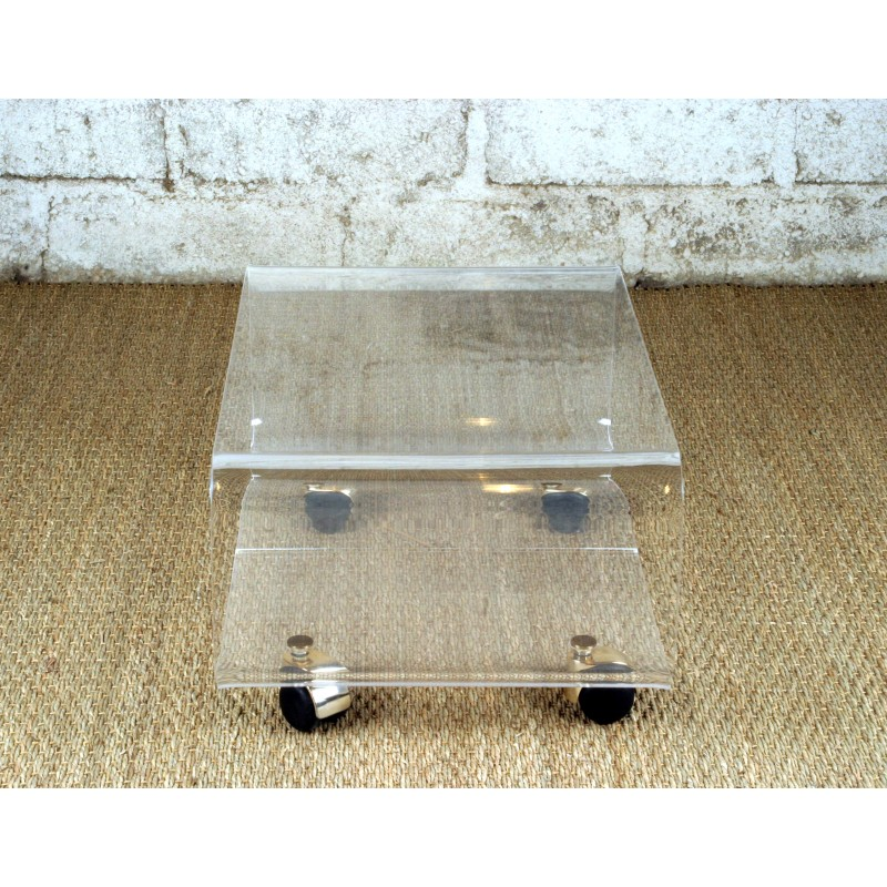 Table Basse Marais International En Plexiglas