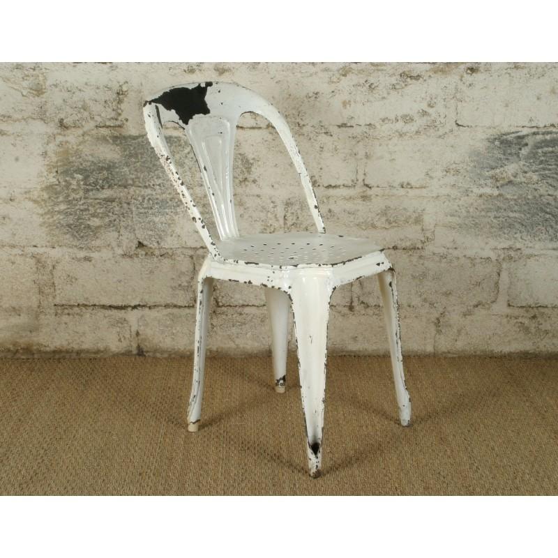 chaise industrielle mod le multipl 39 s de joseph mathieu. Black Bedroom Furniture Sets. Home Design Ideas